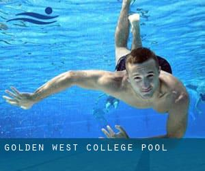 Golden West College Pool