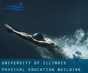 University of Illinois Physical Education Building Pool